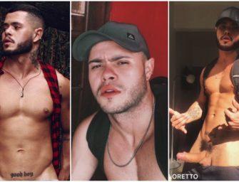 Loretto: pauzudo e super safado, descubra a nova sensação do pornô gay brasileiro
