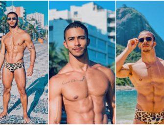 Lucas Borges: conheça o mais novo fenômeno da cena gay carioca
