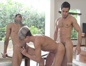 Meninos Online – Home Office – Richard, Dito & Nando Chaves