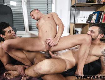 Gaucho já participa de DP com o Marco Antonio e Felix Hain