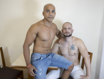 Jean Lobo e Danilo Oliveira esquentam o Mundo Mais